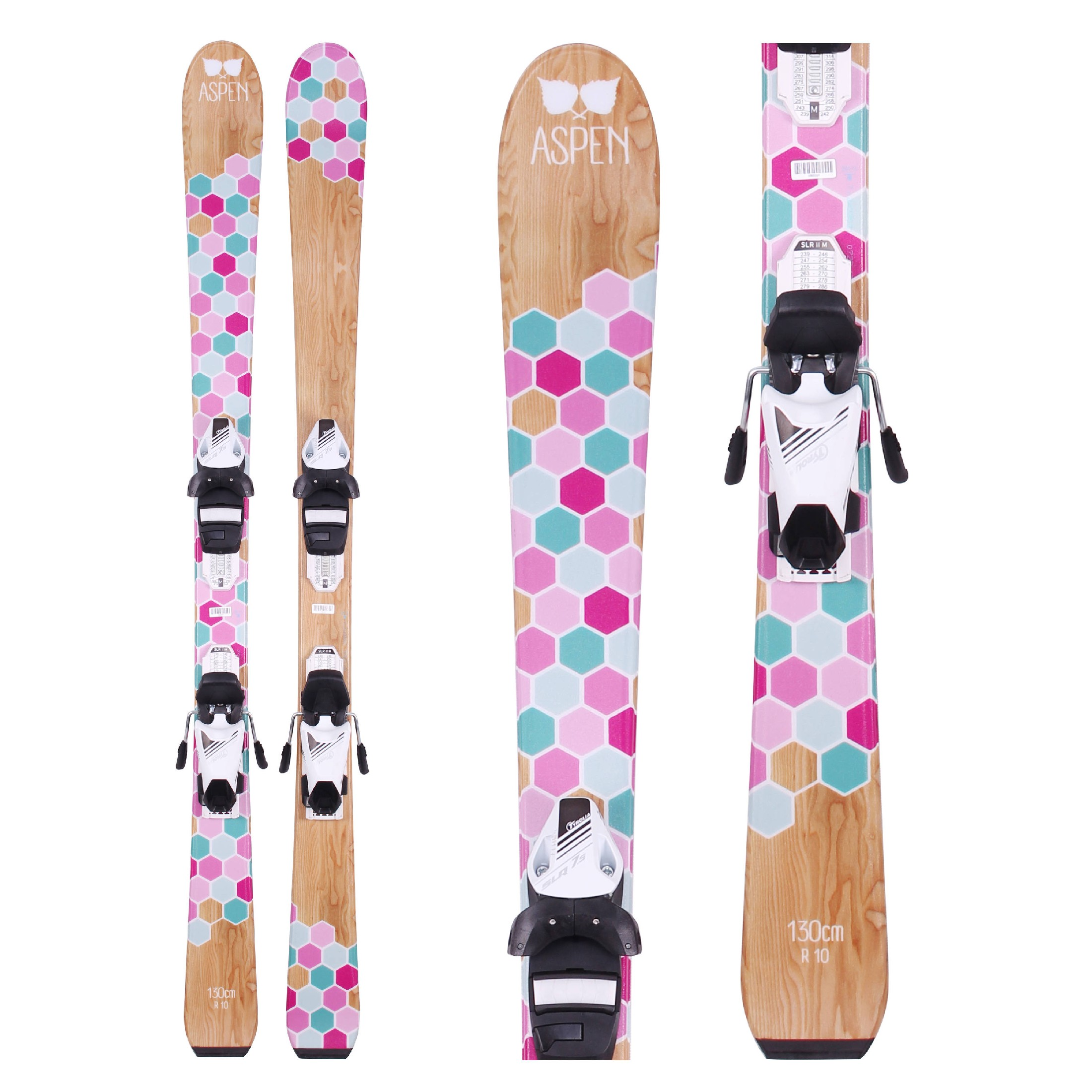 ASPEN SKIS Hexagon - 110 cm  1f90992ffc5